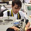 Profesión modista o patronista para productos en textil o piel
