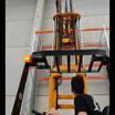 Profesión operador de carretillas elevadoras