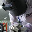 Profesión soldador o montador de estructuras metálicas