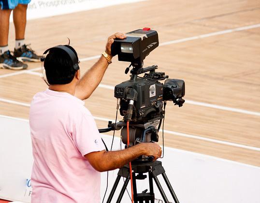 Profesión de técnico en grabación audiovisual, radiodifusión y telecomunicaciones.