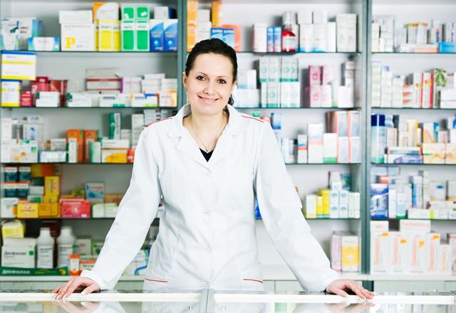 Profesión de técnico auxiliar de farmacia.