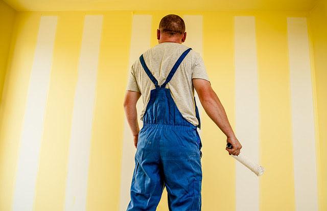 Profesión de pintor.