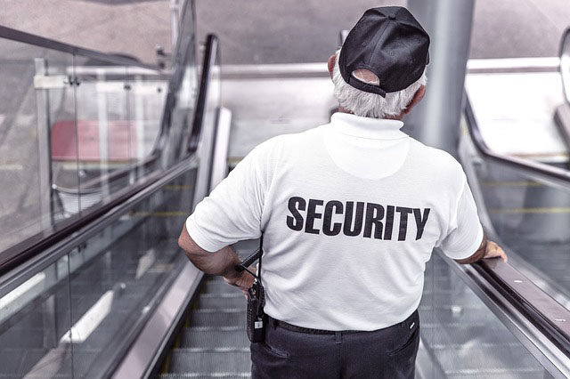 Profesión de vigilante de prisiones.