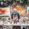 ¿Cuánto cobra un artista de artes plásticas y visuales?